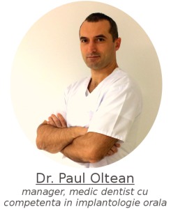 dr-paul oltean manager medic dentist cu competenta in implantologie medicala dr stela oltean manager medic specialist radiologie si imagistica medicala cabinet stomatologic pitesti mioveni dr paul oltean