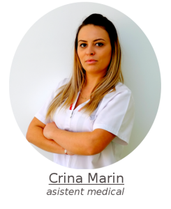 marin crina asistent medical