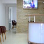 receptie cabinet stomatologic dr paul oltean pitesti